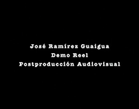 Demo Reel Edición de Video / Video Edition Demo Reel