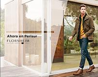 Diseño de contenidos para marca Florsheim México