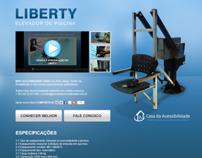 Liberty | Pool Elevator