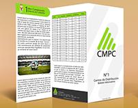 CMPC - Tríptico