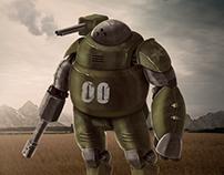 War Machine: Dieselpunk