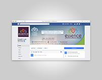 Capa e avatar para Facebook