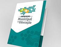 Logo Plano Municipal de Educação
