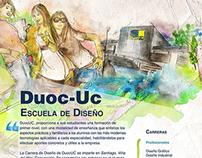 Afiche Duoc