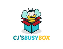 CJ'S Busy Box - Brand Design