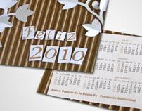 Entrada Germania y calendario Banco de la Buena Fe
