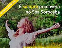 Redes sociais - Spa Sorocaba