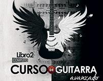 Portada Libro Curso Guitarra Avanzado