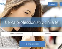 Pagina Web Diingoo.com