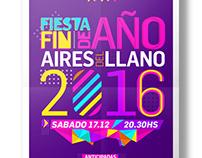 Aires del Llano . Poster