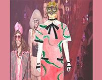 Ilustração- Gucci