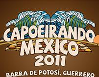 Capoeirando México 2011