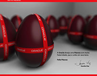 3D Modeling - Oracle E-Mail Marketing
