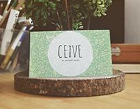 Tarjeta Personal - CEIVE -