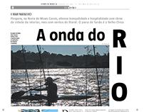 Redação e fotografia - Turismo em Pirapora (MG)