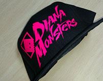 Logo Diana Monster