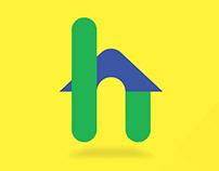 Design of logo for Home Credit, San Cristóbal - Venezue