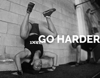 GO HARDER | CrossFit
