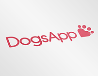 DogsApp | Logo and Icon Redesign