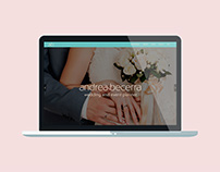 ANDREA BECERRA - Website