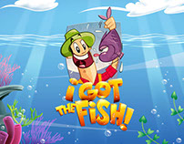 "Apps & Games ""I got the fish!"""