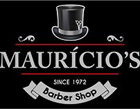 Brand - Maurício's Barber Shop
