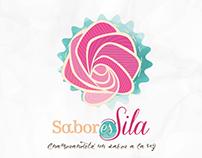 """""""SaborEsSila"""" Diseño de identidad / Identity design"""