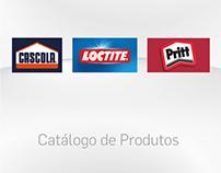 Catálogo de Produtos Henkel - 2015