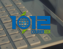Diseño pagina Web 1012 Courier Box