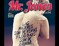 Mr Jones Magazine