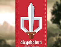 Logotipo Diego Bakun