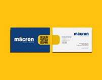 Identidade - Macron