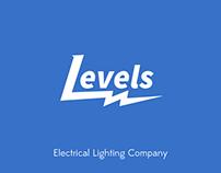 Levels - Logotipo