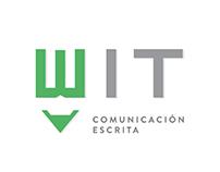 WIT - Diseño de Identidad - Papelería - Tarjetería