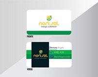 NortSol Cartão de Visita
