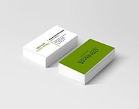 Branding for international olive service company.
