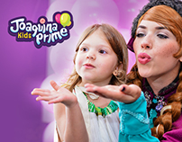 Buffet Joaquina Prime Kids - Identidade Visual e Site