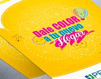 Prourbe - Libro para colorear