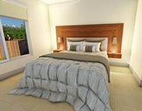Casa Costa Esmeralda Diseño Mobiliario Dormitorios