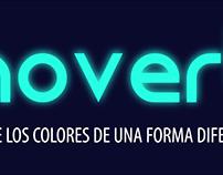 Novert | Siente los colores de una forma diferente