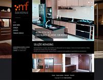 Site institucional - Marcenofinos