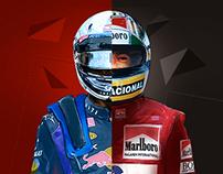 UOL - Evolução das roupas da Fórmula 1