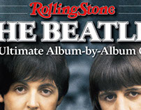 Bookazine THE BEATLES para Rolling Stone Argentina