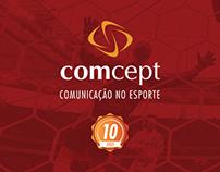 Comcept - Comunicação no Esporte