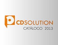 Catálogo 2013 CD Solution