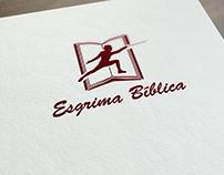 Logo Esgrima Bíblica
