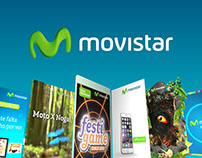 Movistar Projects