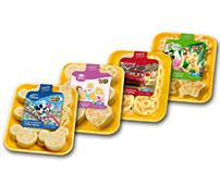 Packaging- Don Maíz Disney