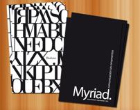 Postales tipográficas - Typographic Postcards