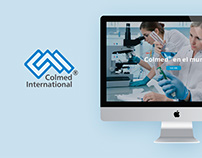COLMED - Website